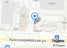 Компания «КУБИК» на карте