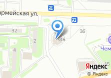 Компания «36.7» на карте