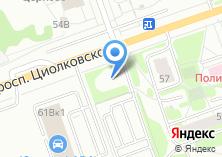 Компания «АЗС Taxioil» на карте