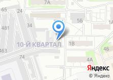 Компания «Доктор Гаврилов» на карте