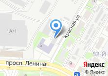 Компания «ДЮШ №1» на карте