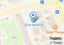 Компания «Альт Телеком сеть салонов» на карте