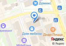 Компания «АлексГласс» на карте