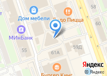 Компания «Твой имидж» на карте