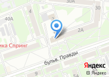Компания «Институт Дзержинскгражданпроект» на карте
