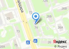 Компания «Инженерно-экологическая служба» на карте