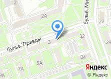 Компания «Нотариус Давыдова Т.А.» на карте