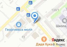 Компания «Ворота-КМВ» на карте