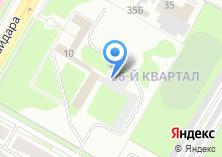 Компания «Модельное агентство Натальи Коломенцевой» на карте