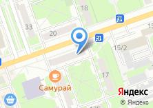 Компания «АВИКО» на карте