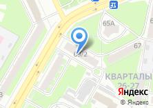 Компания «АССЦ Радуга» на карте