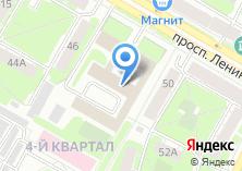 Компания «Домашний мастер» на карте