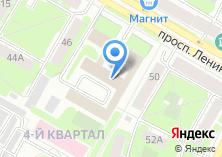 Компания «Безопасность Д» на карте