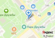 Компания «Казачья застава» на карте