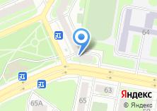 Компания «Пивчанский» на карте