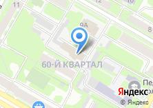 Компания «ГазЭнергоМонтаж» на карте