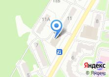 Компания «Минима» на карте