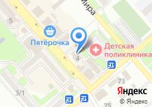 Компания «Отдел №25» на карте