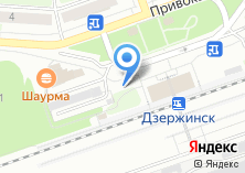 Компания «Tele2-Нижний Новгород» на карте