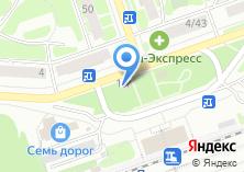 Компания «МТС сеть салонов связи» на карте