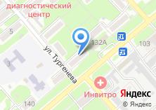 Компания «Радиосервис» на карте
