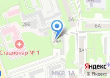Компания «Дзержинский межрайонный отдел судебно-медицинской экспертизы» на карте
