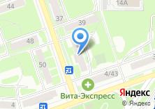 Компания «Растяпино» на карте
