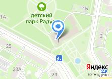 Компания «Дворец детско-юношеского творчества» на карте