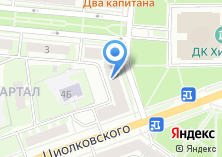 Компания «Кенгуренок» на карте