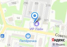 Компания «АЗС №263» на карте
