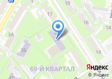 Компания «Центральная детская музыкальная школа им. А.Н. Скрябина» на карте