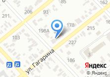 Компания «Строитель» на карте