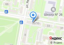 Компания «ОконМного НН в Дзержинске - Пластиковые окна REHAU по привлекательным ценам» на карте