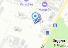 Компания «Метиз-98» на карте