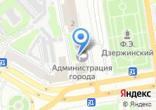 Компания «Избирательная комиссия Нижегородской области» на карте