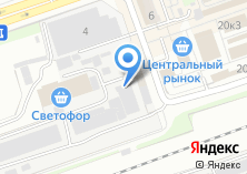 Компания «Дзержинский мукомольный завод» на карте