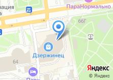 Компания «Aroma bar» на карте