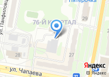 Компания «Автомойка на проспекте Чкалова» на карте
