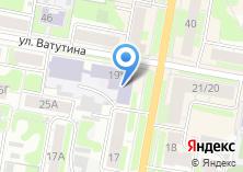 Компания «Дзержинский политехнический техникум» на карте