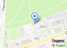 Компания «Сеть магазинов строительных и отделочных материалов» на карте