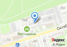 Компания «Строй-Легион НН» на карте