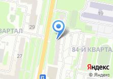 Компания «КиП и Автоматика» на карте