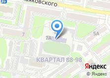 Компания «ДЮСШ №3 по дуатлону и футболу» на карте