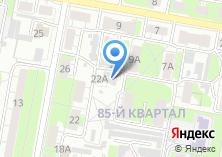 Компания «МастеRI» на карте