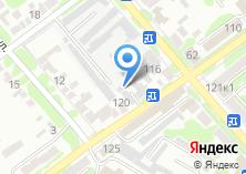 Компания «Ари100крат» на карте