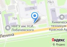 Компания «ЦентрСтройПроект» на карте