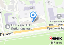 Компания «СтройФорум» на карте