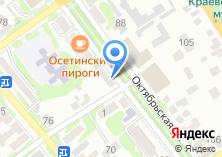 Компания «Юристъ» на карте