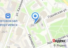 Компания «Аксиома» на карте