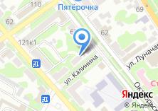 Компания «Адвокат Константинова Л.Р.» на карте